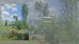 Widmung, no. 1 from Myrthen, S. 566