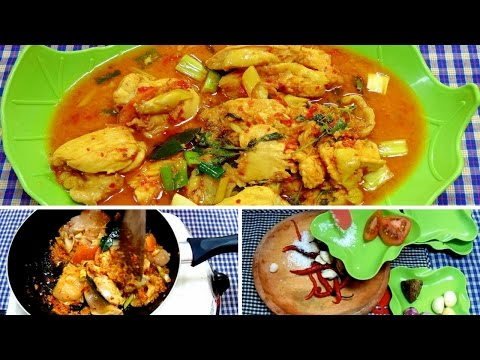 Video Resep & Cara Memasak Ayam Woku Enak