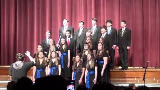 Bohemian Rhapsody (acapella) - Oxford Area High School Chorale Ensemble