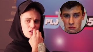 Justin Bieber Doesn't Know Who Shawn Mendes Is
