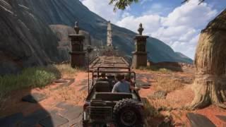 Uncharted 4 - Phần 5: Thanh niên Nathan có chym làm bằng sắt