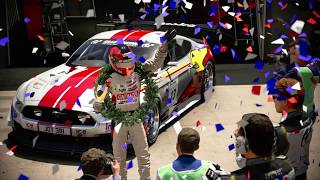 JOT381 GRAN TURISMO SPORT 041218 INTERLAGOS FORD MUSTANG 1st to 1st FASTEST LAP 5 LAPS 967th WIN