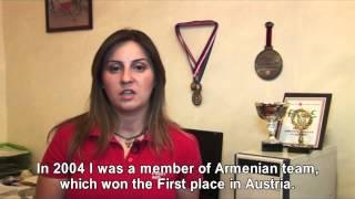My Red Cross Story - Gayane Andreasyan (English)
