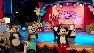 Disneyland: Get Your Ears On Dance Party (Video Clips)