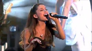 Ariana Grande - Right There Live At Jimmy Kimmel (HD)