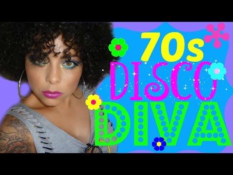 70s DISCO DIVA (HALLOWEEN 2015)