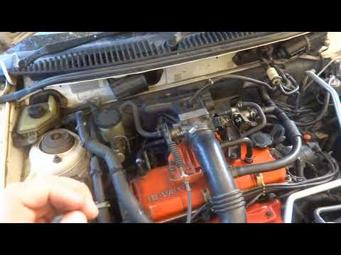 Фото к видео: Причины плавающих оборотов двигателя на Mazda Demio