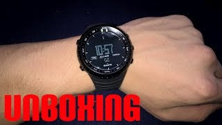Suunto Core All Black | Unboxing [Deutsch]