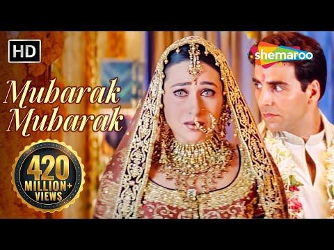Mubarak Mubarak - मुबारक हो तुमको ये शादी | Haan Maine Bhi Pyaar Kiya | Bollywood Shaadi Songs