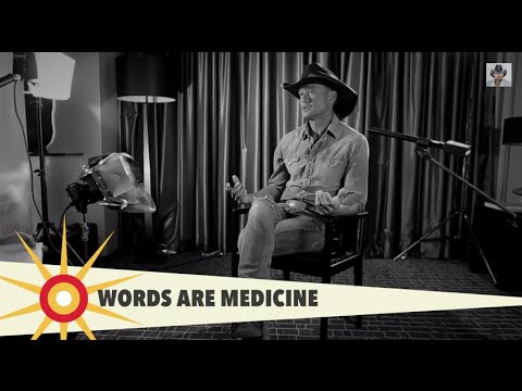 Words Are Medicine | Inside The Song | McGraw