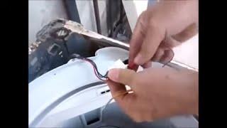 COMO HACER FUNCIONAR UNA LAVADORA SIN TARJETA ELECTRONICA # 1 (SAMSUNG MEJORADO)