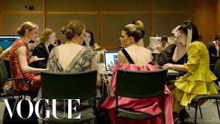 Inside Vogue's Met Gala War Room