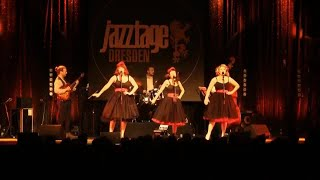 Bei Mir Bist Du Schön - The Puppini Sisters (1940s close-harmony) LIVE