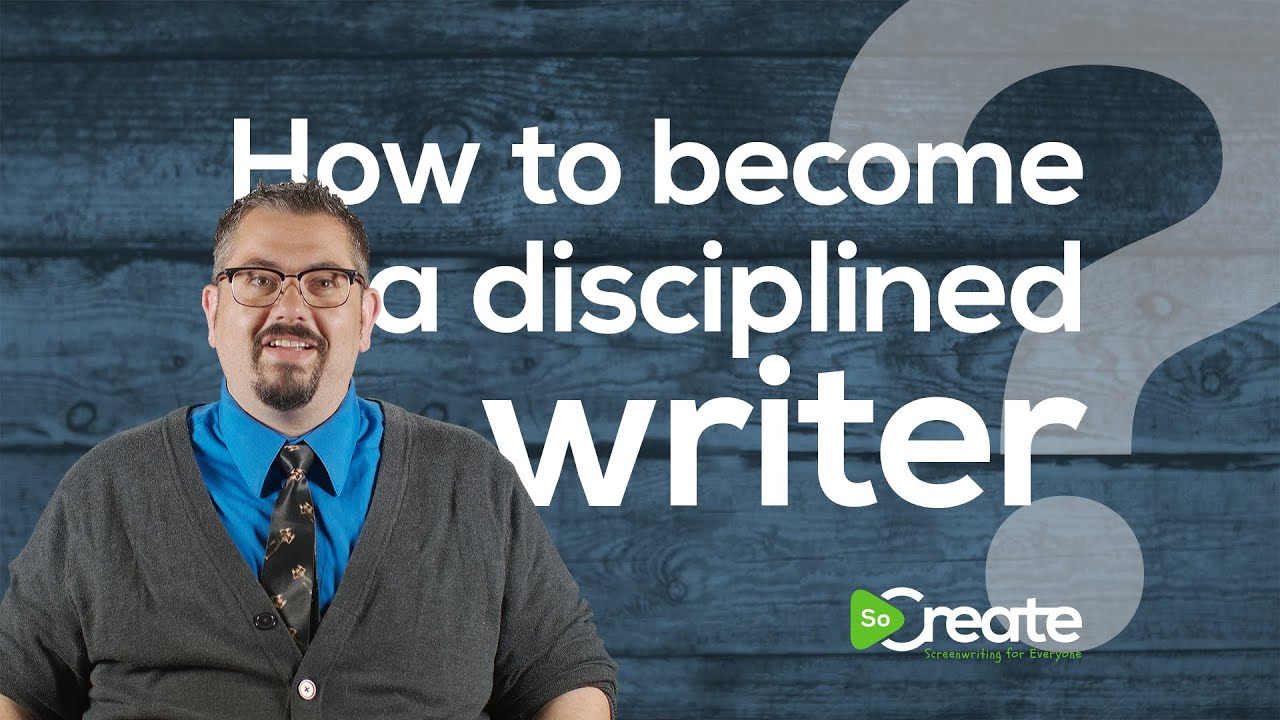 How to Become a Disciplined Screenwriter, According to Writer & Journalist Bryan Young