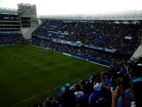 """""""De regreso al Capwell Emelec-La Guaria CS16"""" Barra: Boca del Pozo • Club: Emelec"""