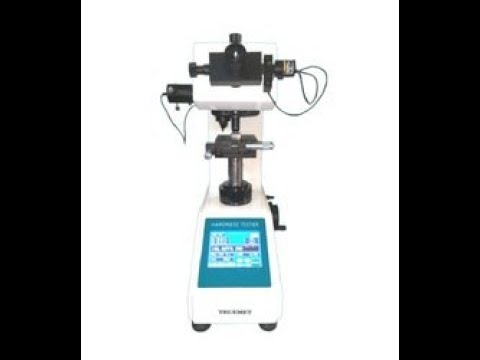 Touch Screen Digital Micro Hardness Tester