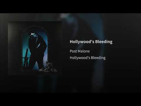 Post Malone - Hollywood's Bleeding (Audio)