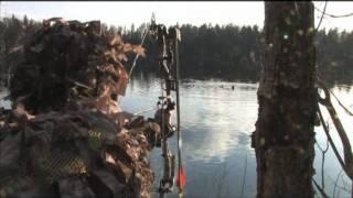 Смотреть онлайн Охота на утку с луком