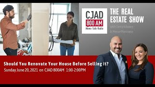 Should You Renovate Your House Before Selling It?