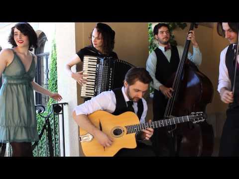 Avalon Jazz band - Ménilmontant (Charles Trenet)