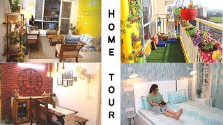Home Tour | 3BHK apartment tour with lots of Decor ideas | House tour | Geetika Arya