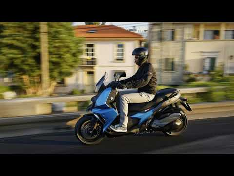 WOW!! BMW New C 400 X Scooter Review!