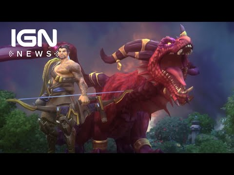 BlizzCon 2018 Dates, Details Announced – IGN News