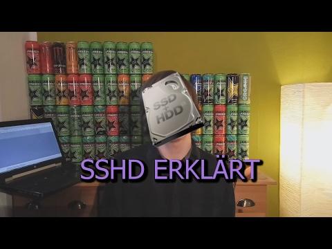 SSHD (Hybrid-Festplatten) in 3 Minuten