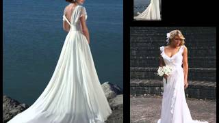 Beach Wedding Dresses | Destination Wedding Dresses