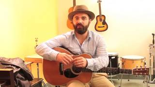 "A-Sides with Jon Chattman: Drew Holcomb Interview & Performance of ""What Would I Do Without You?"""