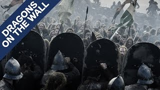 Game of Thrones - Battle of the Bastards Delivered Epic Fantasy Showdowns - Dragons on the Wall by IGN