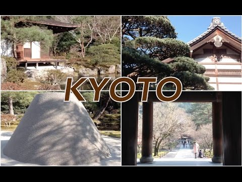 JAPAN - KYOTO, Nanzen-Ji, The Philosopher's Path and Ginkakuji