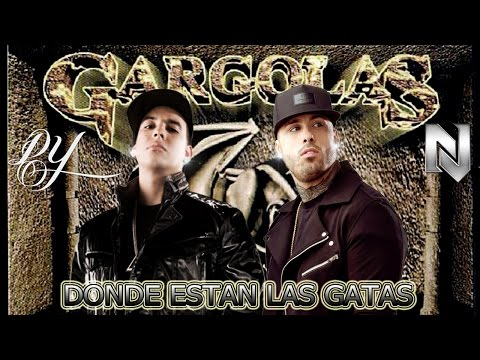Donde estan las gatas - Nicky Jam ft. Daddy Yankee