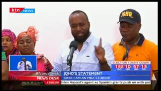 Mombasa Governor responds to allegations of forged certificates