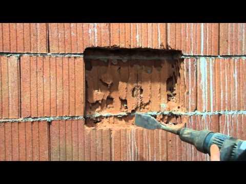 Einbau Unterputz kasten Homecockpit