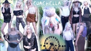13 COACHELLA OUTFIT IDEAS! (What To Wear To A Music Festival)