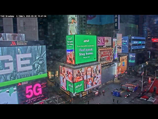 Live Webcam Times Square, New York