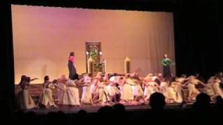 Joseph and the Amazing Technicolor Dreamcoat; A Pharoah Story - Poor poor Pharoah
