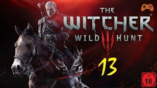 The Witcher 3 | Naiya Spielt | 13 | [PC] [HD] [german] [Let's Play]
