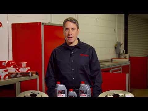 Brembo Brake Fluid Maintenance