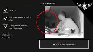 UNEXPLAINED I Ghost Footage Explanation During Twitch LiveStream | Xbox One Kinect