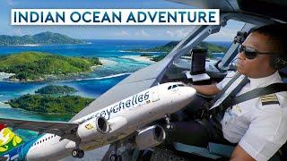 Seychelles to Maldives on Air Seychelles – Air Traffic Delay in Paradise!