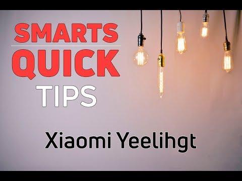 Клевый светильник Yeelight Bedside Lamp Xiaomi