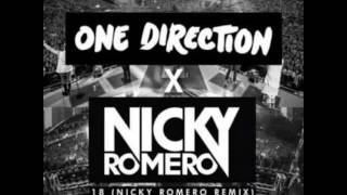 One Direction /18 Remix (Nicky Romero)