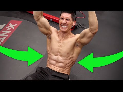 8 Minute Home Ab Workout (GUARANTEED ABS!)