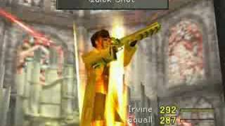 Final Fantasy VIII Omega Weapon Total Damage in 2:36