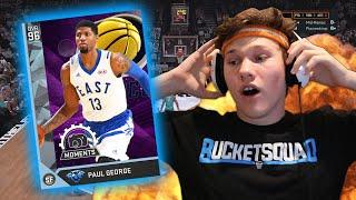 1.5 MILLION MT DIAMOND PAUL GEORGE WAGER! - NBA 2K16 MY TEAM