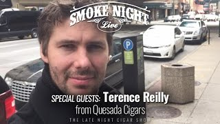 Smoke Night LIVE with Terence Reilly from Quesada Cigars (92)