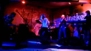 Miles Schon Band ~ Sagebrush, Calabasas,CA ~ April 2010 Tour