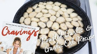 Basic Kitchen: Roasted Garlic and Garlic Oil
